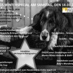 Winterspecial bei Martin Rütter DOGS Ramona Houscht – 18. Jan.2020